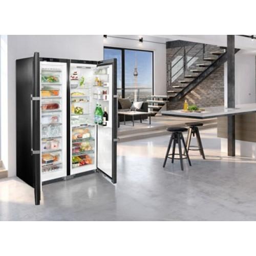 Холодильник-морозильник Side-by-Side Liebherr  SBSbs 8673