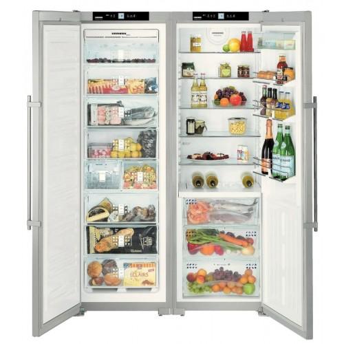 Холодильник-морозильник Side-by-Side Liebherr  SBSes 7263