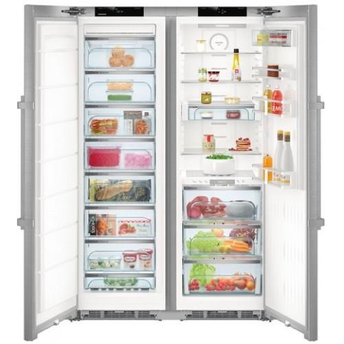 Холодильник-морозильник Side-by-Side Liebherr  SBSes 8773