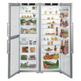 Холодильник-морозильник Side-by-Side Liebherr  SBSes 7353